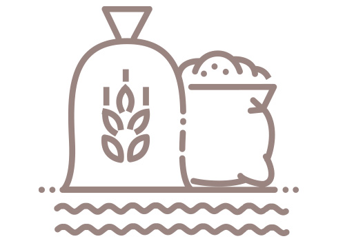 Food Products & Aquaculture Icon